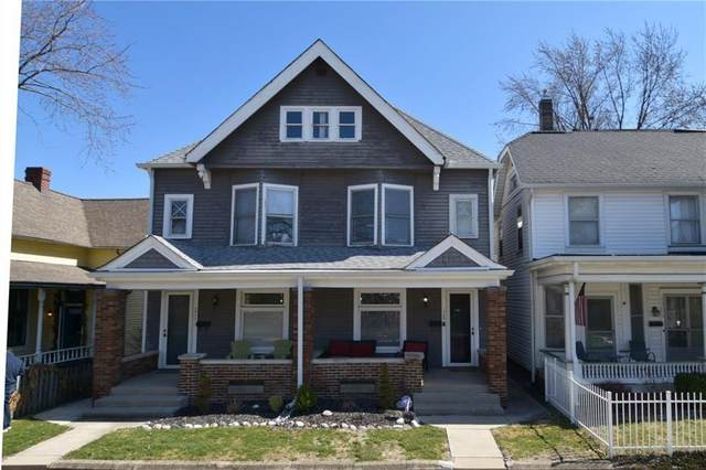 1709 N Talbott Street, Indianapolis, IN 46202 (MLS #21780861) :: RE/MAX Legacy