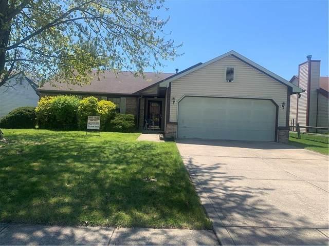 3719 Antwerp Terrace, Indianapolis, IN 46228 (MLS #21780880) :: Heard Real Estate Team | eXp Realty, LLC