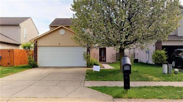 4319 Village Bend Drive, Indianapolis, IN 46254 (MLS #21780887) :: Mike Price Realty Team - RE/MAX Centerstone