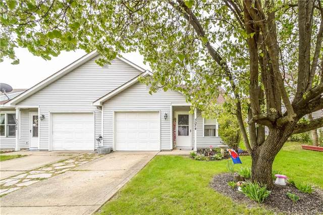 3072 Dowden Drive, Franklin, IN 46131 (MLS #21780888) :: RE/MAX Legacy