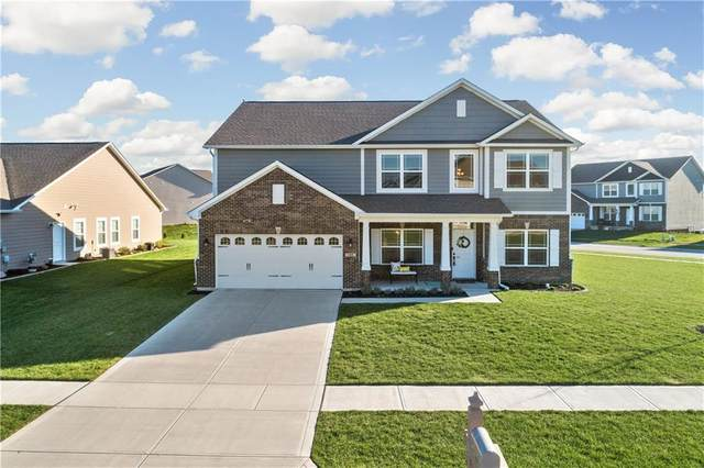 125 Imel Way, Greenwood, IN 46143 (MLS #21780890) :: Heard Real Estate Team | eXp Realty, LLC
