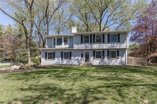 7741 N Sherman Drive, Indianapolis, IN 46240 (MLS #21780897) :: The Evelo Team