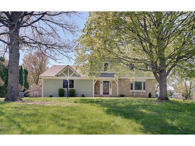 8815 147th Place, Noblesville, IN 46060 (MLS #21780902) :: Richwine Elite Group