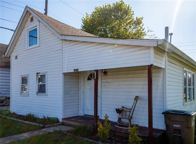 1520 Union Street, Columbus, IN 47201 (MLS #21780903) :: The Evelo Team