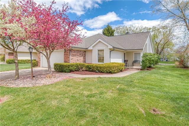 8661 Quarterhorse Drive, Indianapolis, IN 46256 (MLS #21780904) :: Heard Real Estate Team | eXp Realty, LLC
