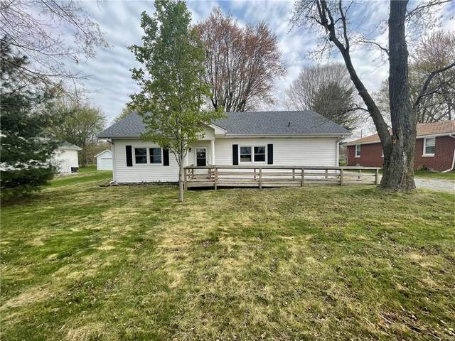 2610 W 25th Street, Anderson, IN 46011 (MLS #21780925) :: Mike Price Realty Team - RE/MAX Centerstone