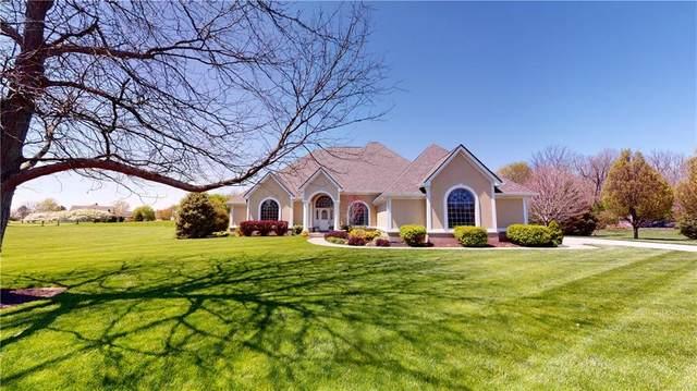 10609 Reel Creek Lane, Brownsburg, IN 46112 (MLS #21780935) :: Richwine Elite Group