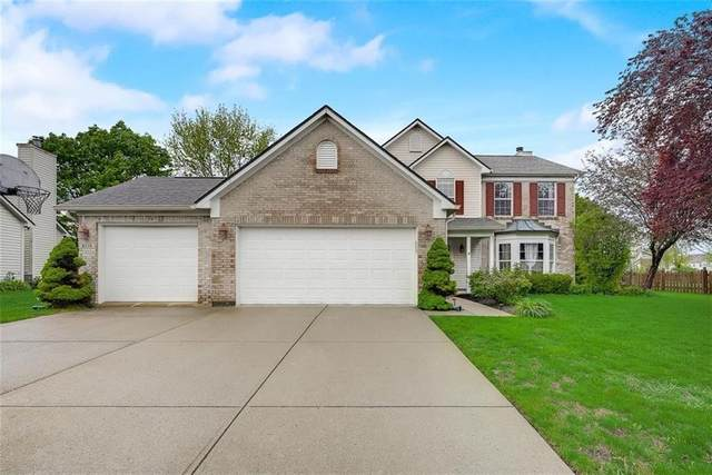 8570 Babson Court, Fishers, IN 46038 (MLS #21780939) :: Heard Real Estate Team | eXp Realty, LLC