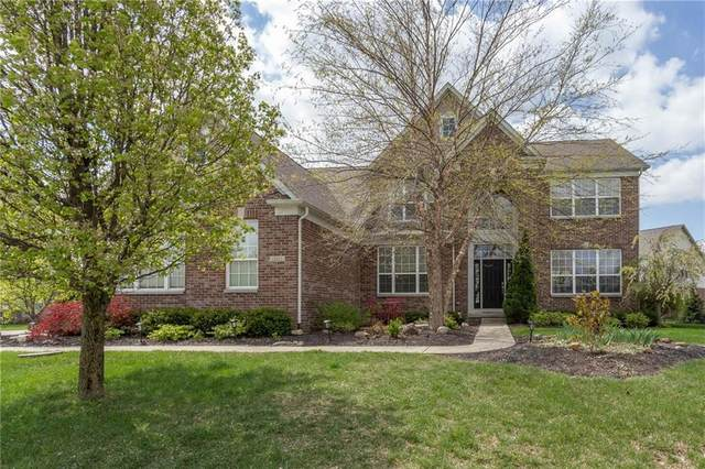 15403 Tabert Court, Fishers, IN 46040 (MLS #21780946) :: The Evelo Team