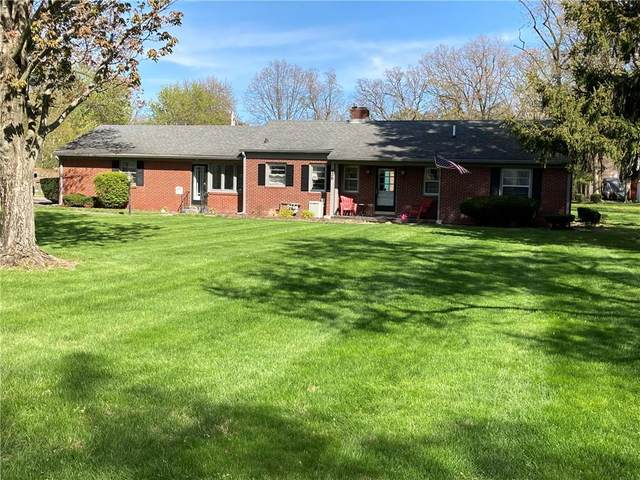 836 Dresser Drive, Anderson, IN 46011 (MLS #21780950) :: The Evelo Team