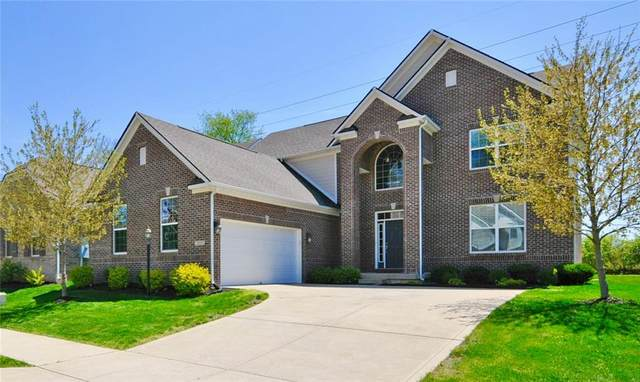 2625 Millgate Court, Carmel, IN 46033 (MLS #21780952) :: Mike Price Realty Team - RE/MAX Centerstone