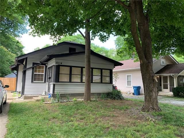 5114 Kingsley Drive, Indianapolis, IN 46205 (MLS #21780953) :: Heard Real Estate Team | eXp Realty, LLC