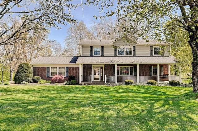 328 E Rivercrest Drive, Rushville, IN 46173 (MLS #21780960) :: Heard Real Estate Team | eXp Realty, LLC
