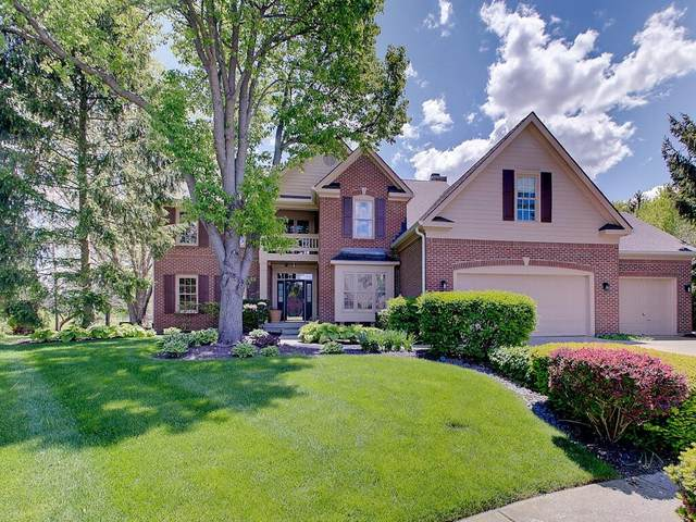 10881 Pickens Court, Carmel, IN 46032 (MLS #21780966) :: Mike Price Realty Team - RE/MAX Centerstone