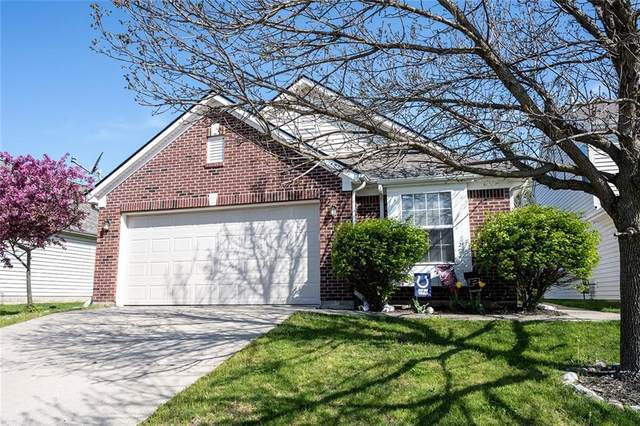3350 Ashgrove Drive, Indianapolis, IN 46268 (MLS #21780986) :: Mike Price Realty Team - RE/MAX Centerstone