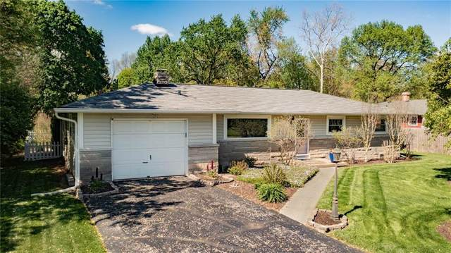 3630 E 75TH Street, Indianapolis, IN 46240 (MLS #21780997) :: The Evelo Team