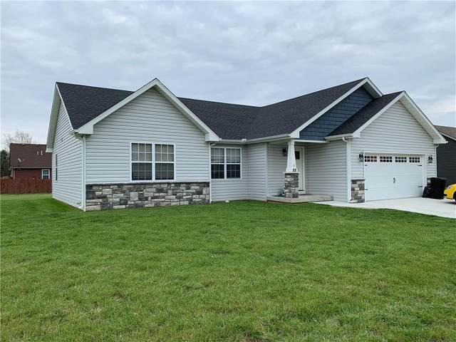 88 Crestwood Avenue, Crawfordsville, IN 47933 (MLS #21781006) :: Mike Price Realty Team - RE/MAX Centerstone