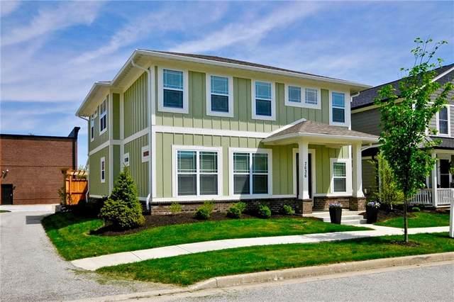 7636 Beekman Terrace, Zionsville, IN 46077 (MLS #21781045) :: RE/MAX Legacy