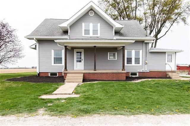 8508 N County Road 401 E, Pittsboro, IN 46167 (MLS #21781064) :: Heard Real Estate Team | eXp Realty, LLC