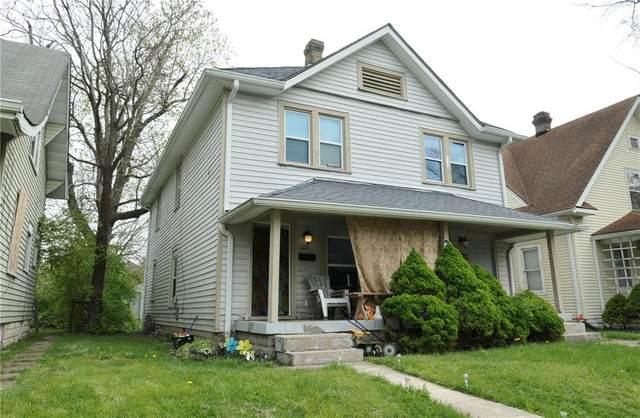 1211 N Dearborn Street, Indianapolis, IN 46201 (MLS #21781066) :: Heard Real Estate Team | eXp Realty, LLC