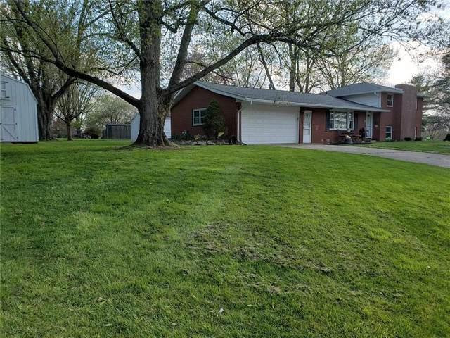 5933 N Olivia Drive, Alexandria, IN 46001 (MLS #21781074) :: The ORR Home Selling Team