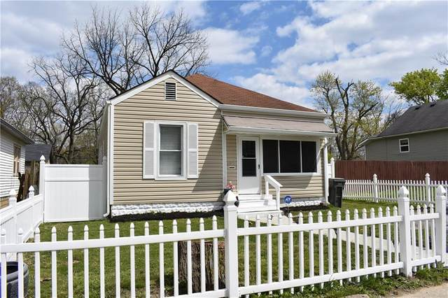 2817 Forest Manor Avenue, Indianapolis, IN 46218 (MLS #21781076) :: Pennington Realty Team