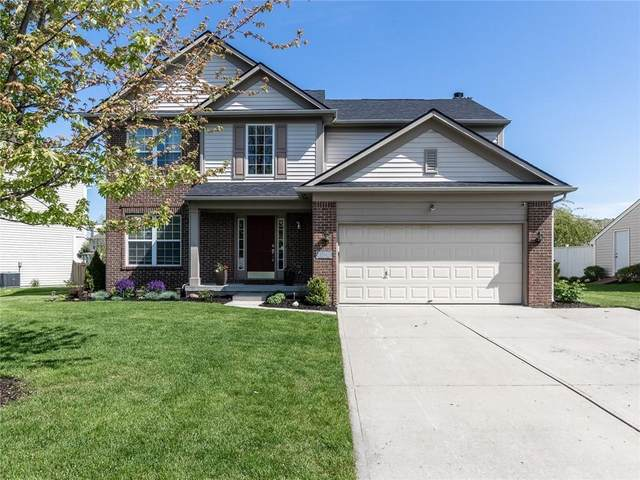 11846 Wedgeport Lane, Fishers, IN 46037 (MLS #21781089) :: Heard Real Estate Team | eXp Realty, LLC