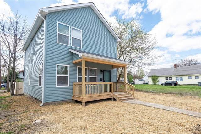 426 N Parker Avenue, Indianapolis, IN 46201 (MLS #21781098) :: Keller & Corbett Real Estate