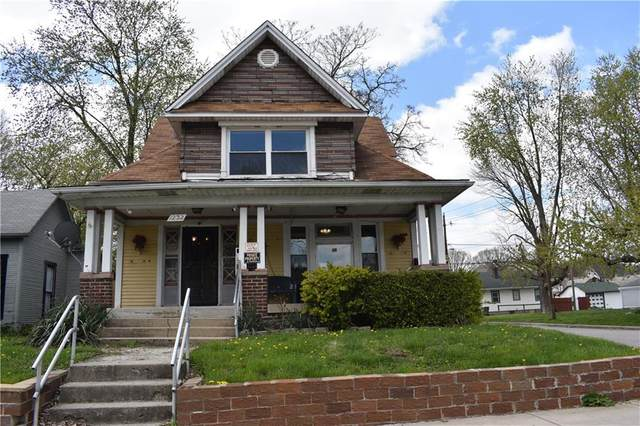 1232 N Tuxedo Street, Indianapolis, IN 46201 (MLS #21781103) :: Anthony Robinson & AMR Real Estate Group LLC