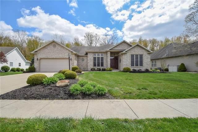 6114 N Cedar Springs Road, Muncie, IN 47304 (MLS #21781107) :: The Indy Property Source