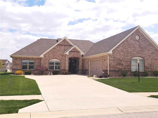 3879 Barrington Lane, Plainfield, IN 46168 (MLS #21781110) :: Anthony Robinson & AMR Real Estate Group LLC