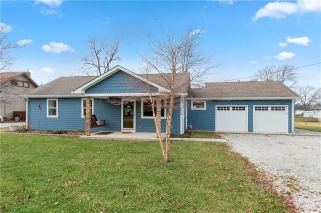 424 N Maple Street, Pittsboro, IN 46167 (MLS #21781113) :: Heard Real Estate Team | eXp Realty, LLC