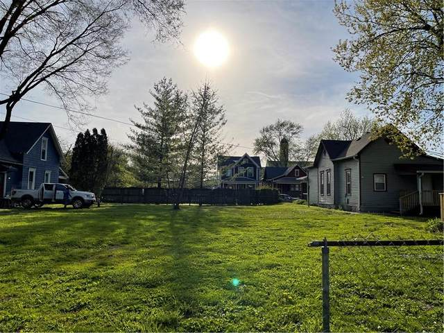 111 N Arsenal Avenue, Indianapolis, IN 46201 (MLS #21781114) :: RE/MAX Legacy