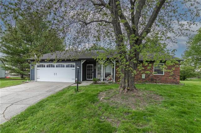 9075 Greystone Court, Indianapolis, IN 46234 (MLS #21781129) :: Ferris Property Group