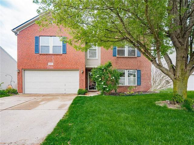 14315 Holly Berry Circle, Fishers, IN 46038 (MLS #21781132) :: AR/haus Group Realty