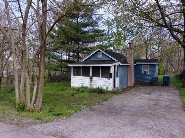 1876 Mulberry Street, Noblesville, IN 46060 (MLS #21781135) :: Richwine Elite Group