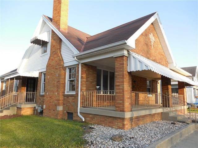 1040 N Main Street, Rushville, IN 46173 (MLS #21781136) :: Richwine Elite Group