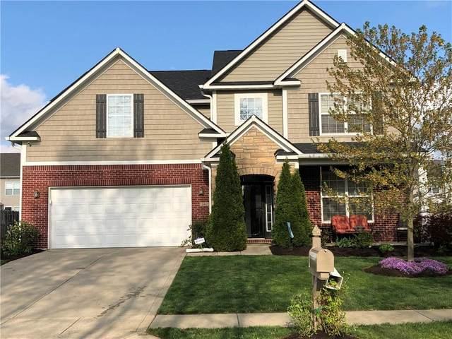 5423 Landrum Drive, Indianapolis, IN 46234 (MLS #21781158) :: The Evelo Team