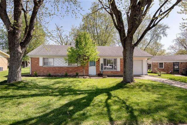 425 Madison Drive, Greenfield, IN 46140 (MLS #21781162) :: AR/haus Group Realty