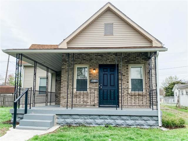 609 S East Street, Lebanon, IN 46052 (MLS #21781170) :: Mike Price Realty Team - RE/MAX Centerstone