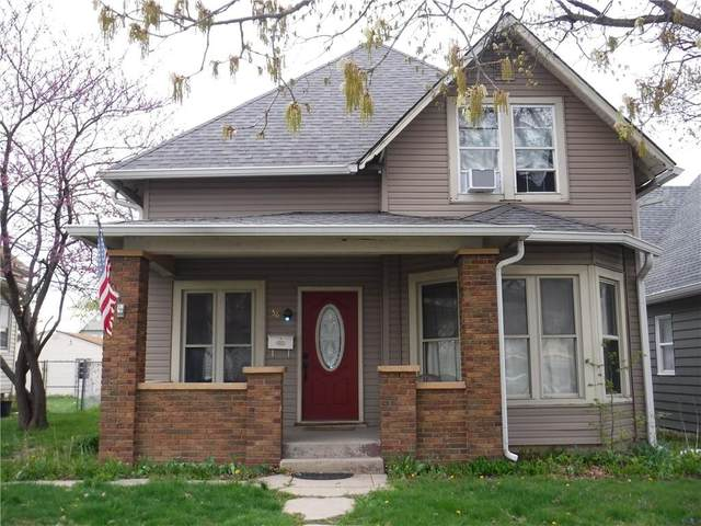 56 S 6TH Avenue, Beech Grove, IN 46107 (MLS #21781173) :: RE/MAX Legacy