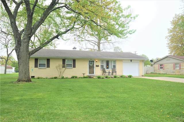 101 S Fairview Drive, Greenwood, IN 46142 (MLS #21781174) :: AR/haus Group Realty