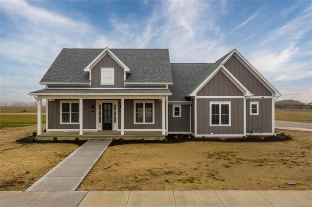 6814 Sunflower Court, Seymour, IN 47274 (MLS #21781186) :: Anthony Robinson & AMR Real Estate Group LLC