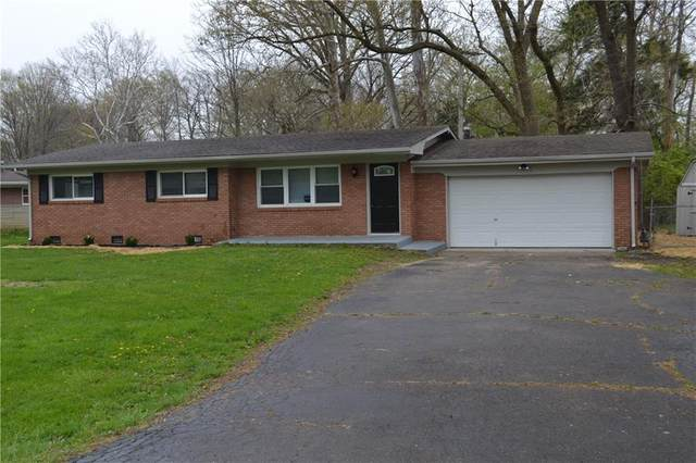 247 Benton Drive, Indianapolis, IN 46227 (MLS #21781189) :: Anthony Robinson & AMR Real Estate Group LLC