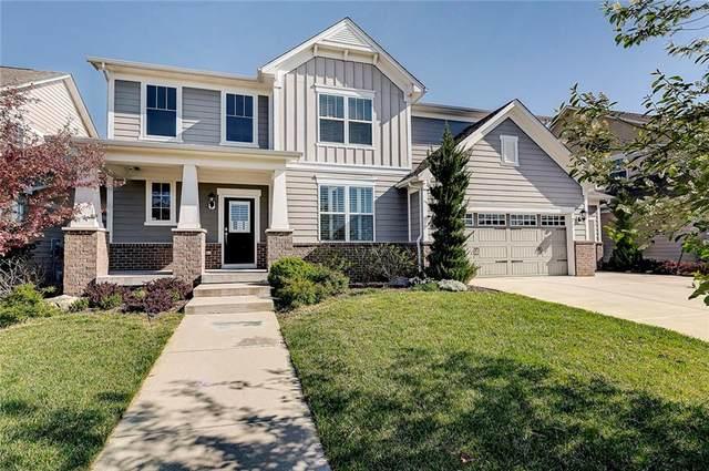 2838 Hayne Street, Carmel, IN 46032 (MLS #21781206) :: AR/haus Group Realty