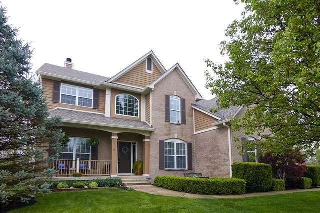4070 Huntsman Drive, Zionsville, IN 46077 (MLS #21781251) :: RE/MAX Legacy