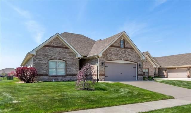 3840 Barrington Lane, Plainfield, IN 46168 (MLS #21781258) :: Anthony Robinson & AMR Real Estate Group LLC