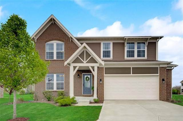 9756 Evening Sky Way, Indianapolis, IN 46239 (MLS #21781261) :: RE/MAX Legacy