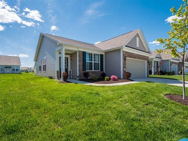 4919 Lilium Drive, Plainfield, IN 46168 (MLS #21781280) :: Heard Real Estate Team | eXp Realty, LLC
