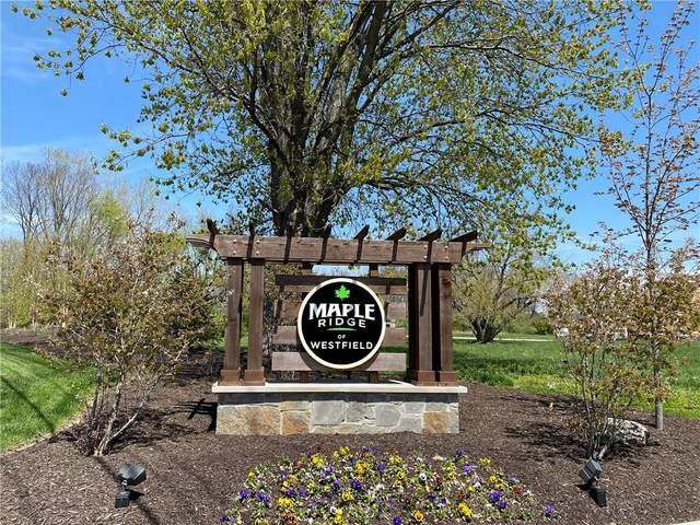 15310 Oak Bluffs Drive, Carmel, IN 46033 (MLS #21781287) :: Pennington Realty Team
